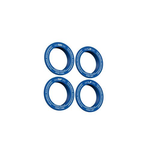 Fifteen52 Holeshot RSR Center Ring - Corner Designation (set of 4)