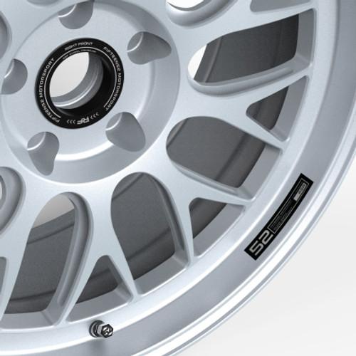 Fifteen52 Holeshot RSR Wheel Lip Decal (set of 4)