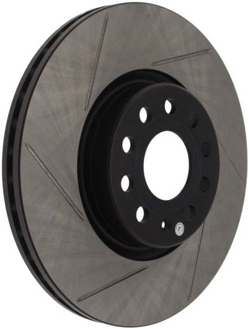 Stoptech Slotted Sport Front Brake Rotors 312x25 (Pair)