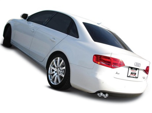 Borla S-Type Catback Exhaust for B8 A4 2.0T Quattro