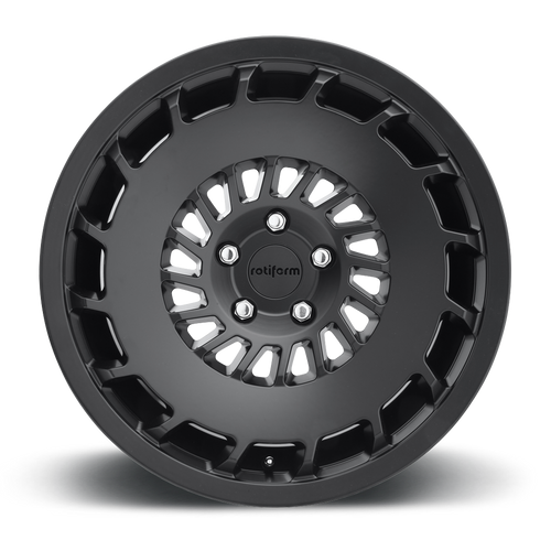 Rotiform CCV 5x112 - Matte Black