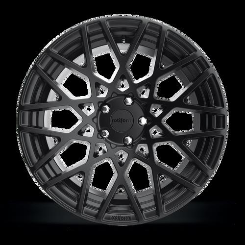 Rotiform BLQ 5x112 - Matte Black