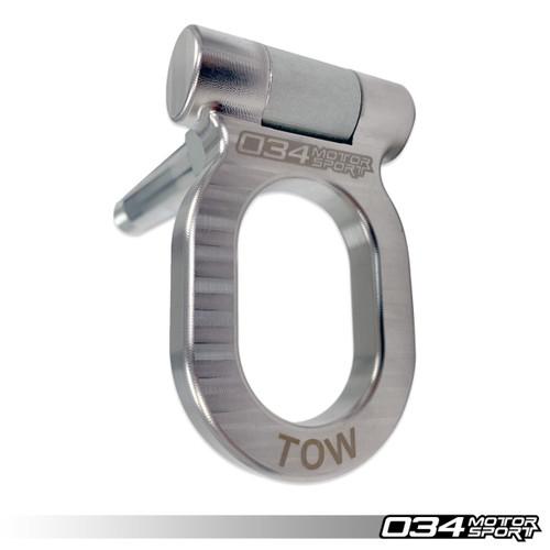 034Motorsport Stainless Steel Tow Hook - 105mm