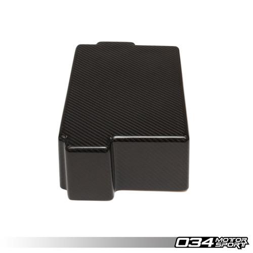 034Motorsport Carbon Fiber Battery Cover for MQB