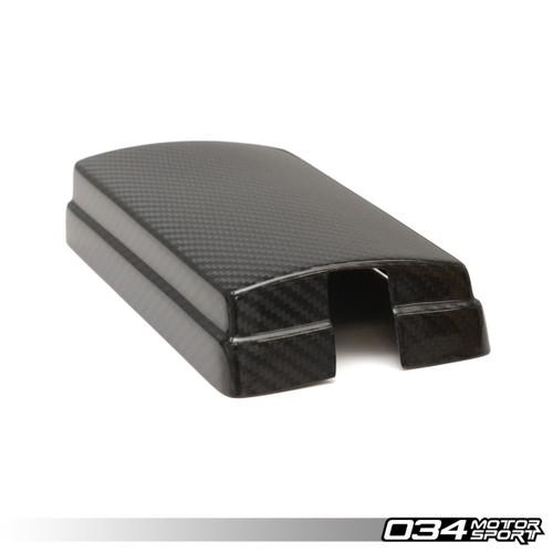 034Motorsport Carbon Fiber Fuse Box Cover for MQB