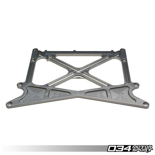 034Motorsport X-Brace Billet Aluminum Chassis Reinforcement for Audi B8