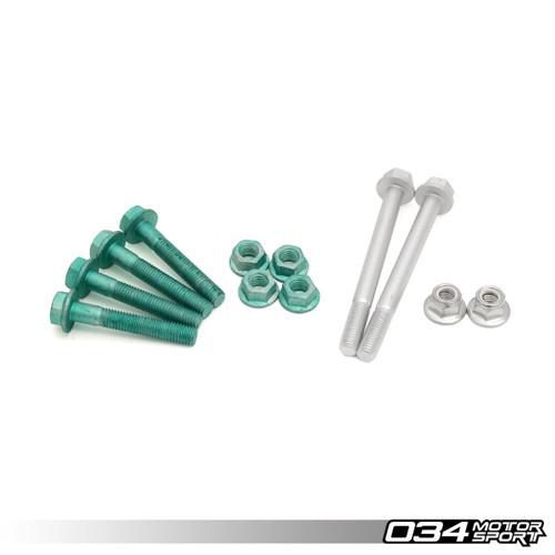034Motorsport Density Line Upper Control Arm Kit for Audi B8 & C7