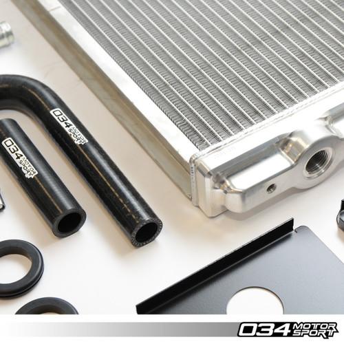 034Motorsport Supercharger Heat Exchanger Upgrade Kit for B8 Q5/SQ5 3.0T