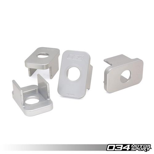 034Motorsport Rear Subframe Mount Insert Kit for MK5 & MK6 R, Audi 8J & 8P