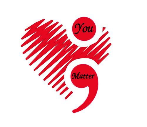 You Matter SVG / Embroidery Design ***DIGITAL DOWNLOAD***