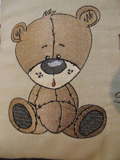 8b98a608363 Teddy Bear Embroidery Design    DIGITAL DOWNLOAD    - DoDare2BDifferent