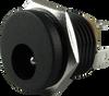 DC Jack - Black (2.1mm)
