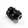 "Generic - 1/4"" Mono Switching Jack (4 lug; solder)"
