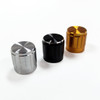 Aluminum Knob - Large (Choose Colour)