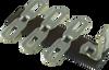 Terminal Strip - 3 Lug, 0 Common, Vertical