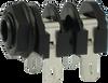 "Cliff S2 - 1/4"" Mono Switching Jack (4 lug; solder)"