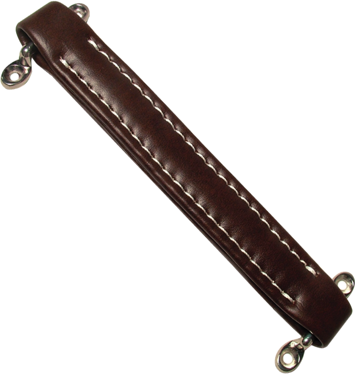 Leather Style Handle - Brown