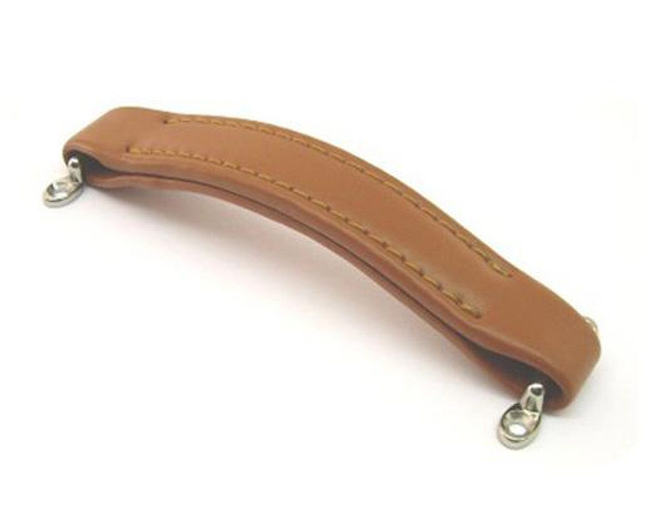 Leather Style Handle - Tan