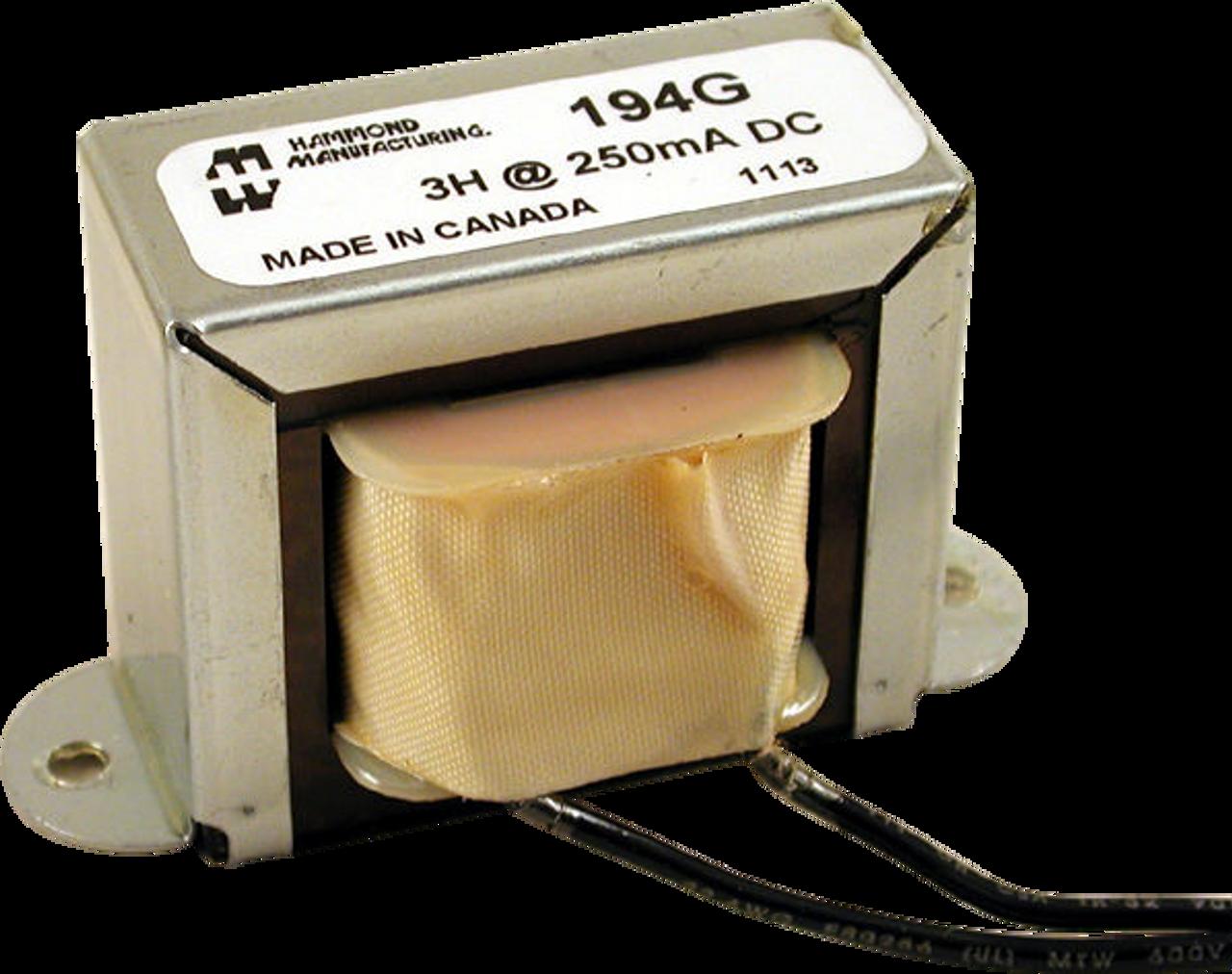 Hammond 194G - Choke