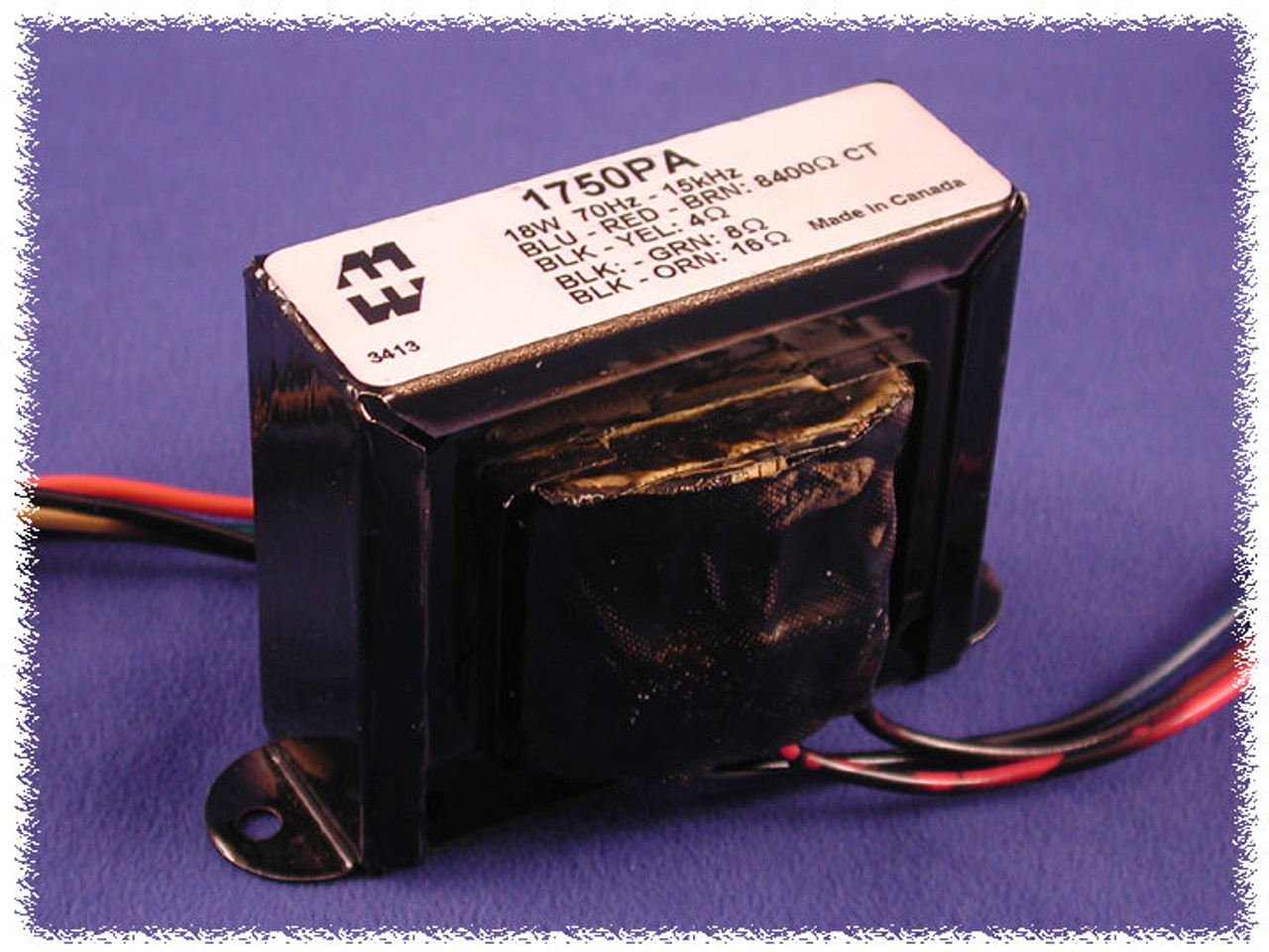Hammond 1750PA - Output Transformer