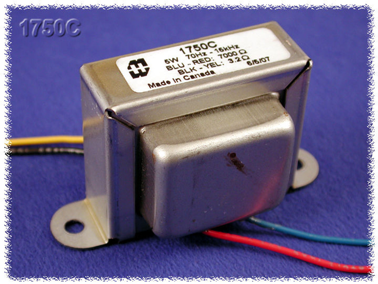 Hammond 1760C - Output Transformer UPGRADE