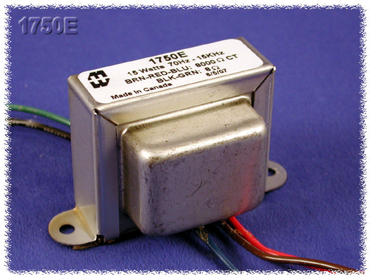 Hammond 1760E - Output Transformer UPGRADE