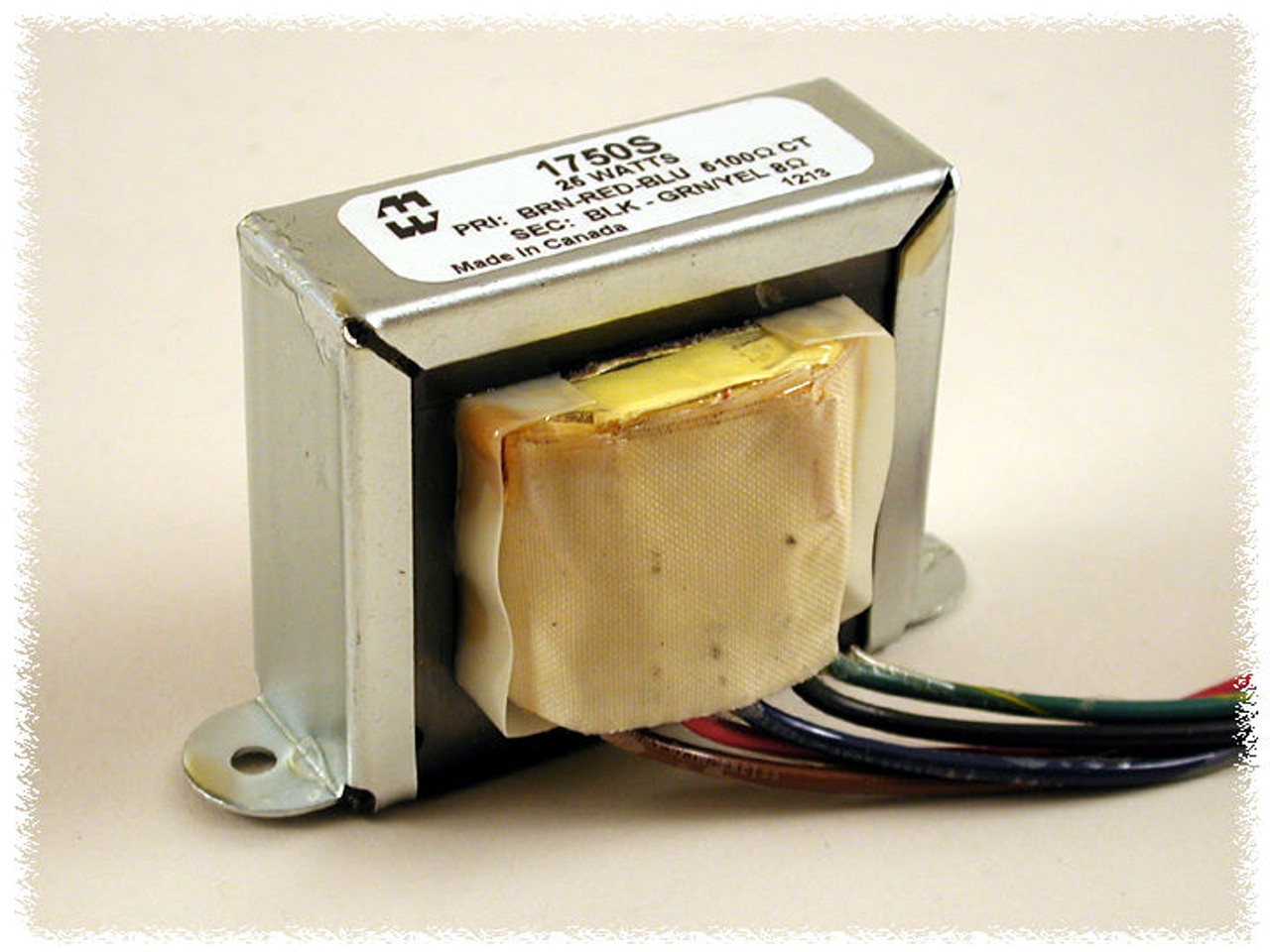 Hammond 1750S - Output Transformer