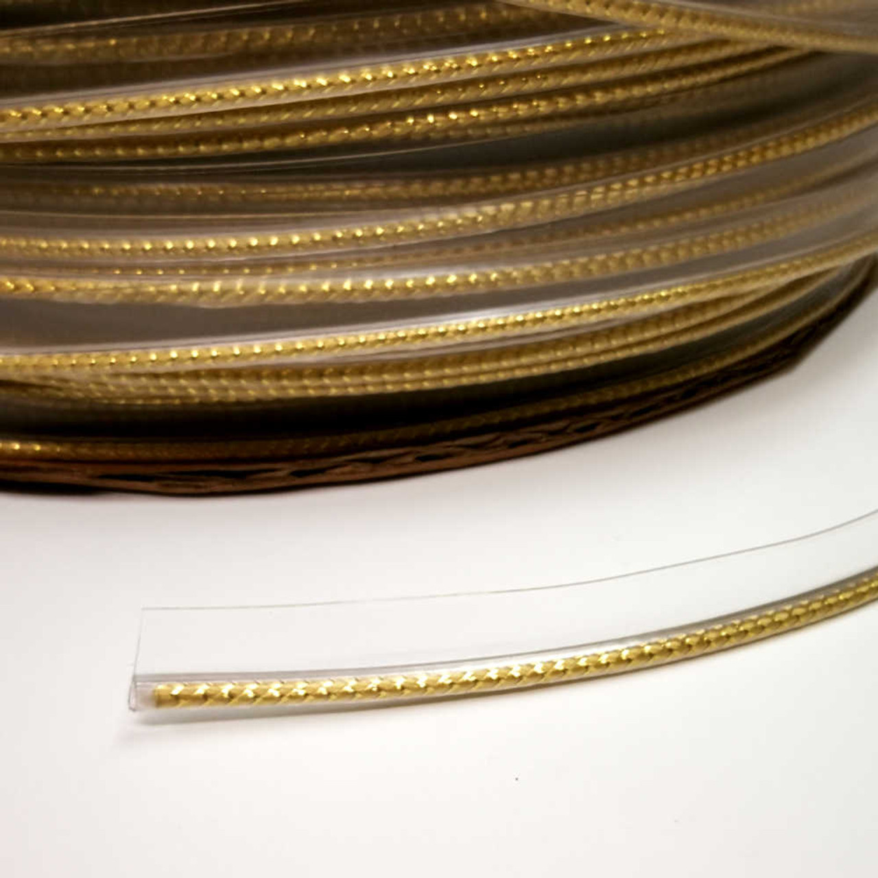 Next Gen - Tinsel Gold Piping (by foot)