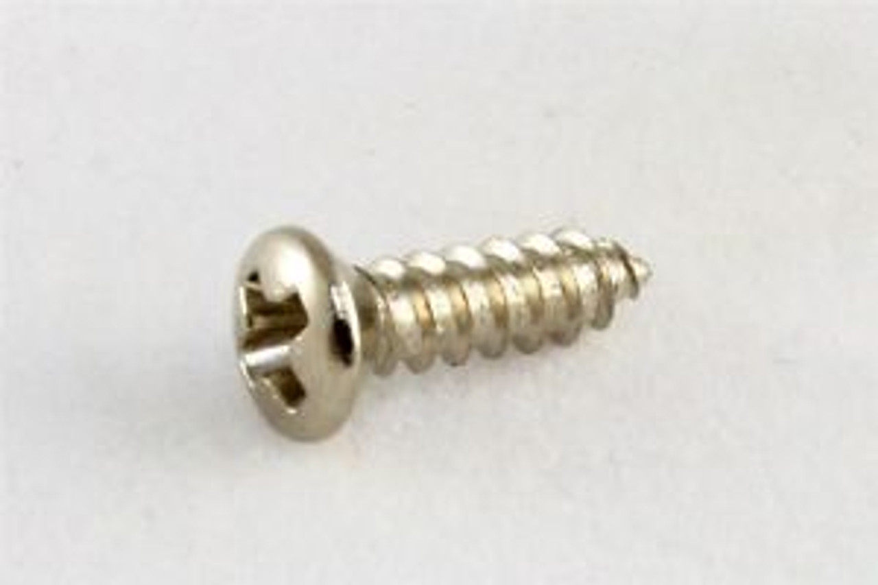 Pickguard Screws - Gibson Size Nickel