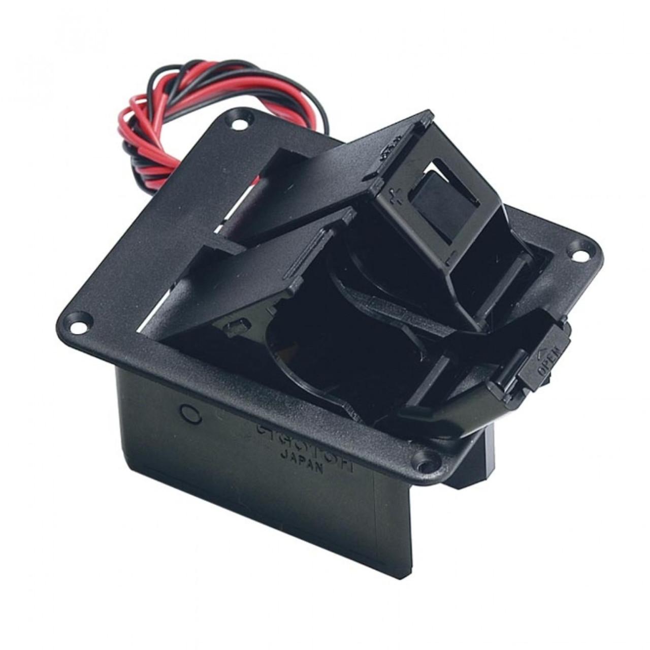 Gotoh BB-04W - 18V Battery Box (screw-in)