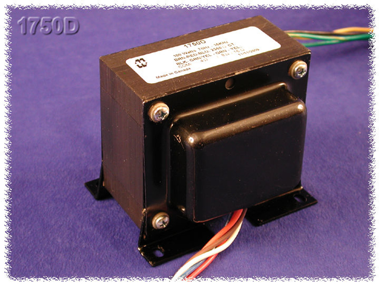 Hammond 1750D - Output Transformer