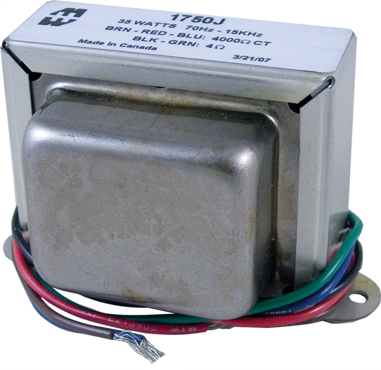 Hammond 1750J - Output Transformer