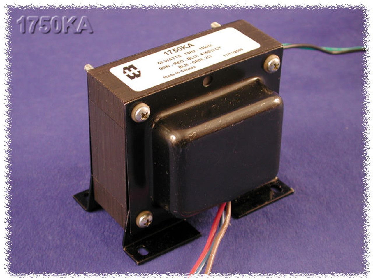 Hammond 1750KA - Output Transformer