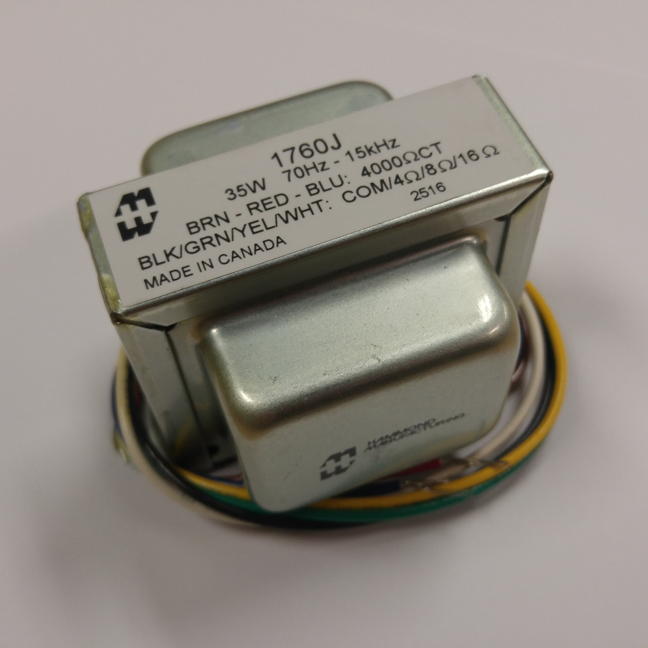 Hammond 1760J - Output Transformer UPGRADE
