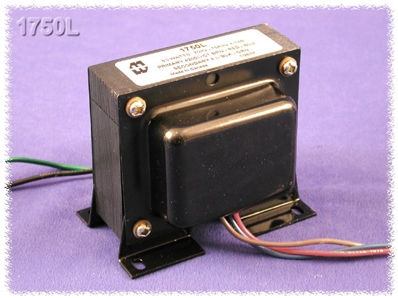 Hammond 1760L - Output Transformer UPGRADE