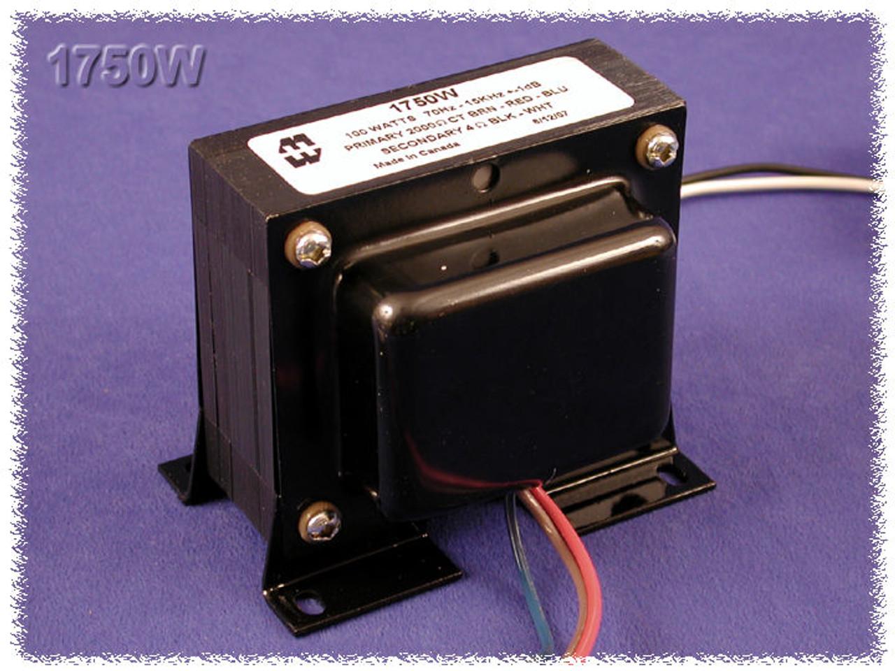 Hammond 1760W - Output Transformer UPGRADE