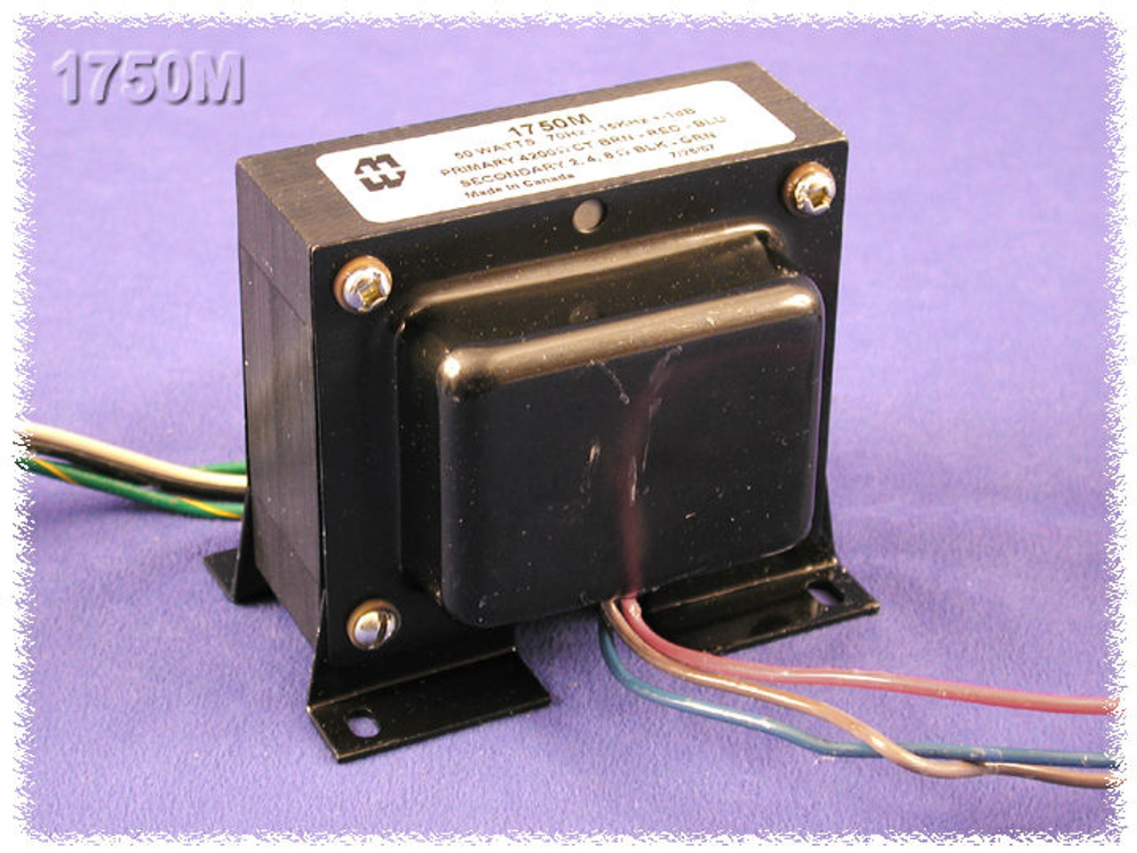 Hammond 1750M - Output Transformer