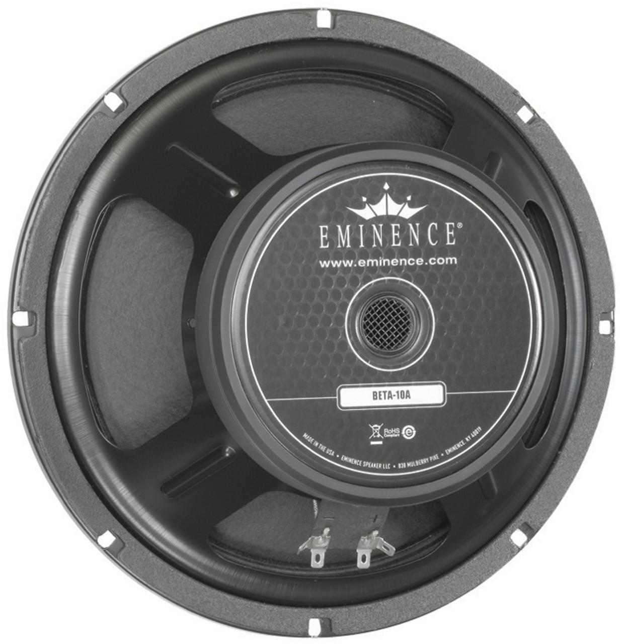 Eminence Beta-10A