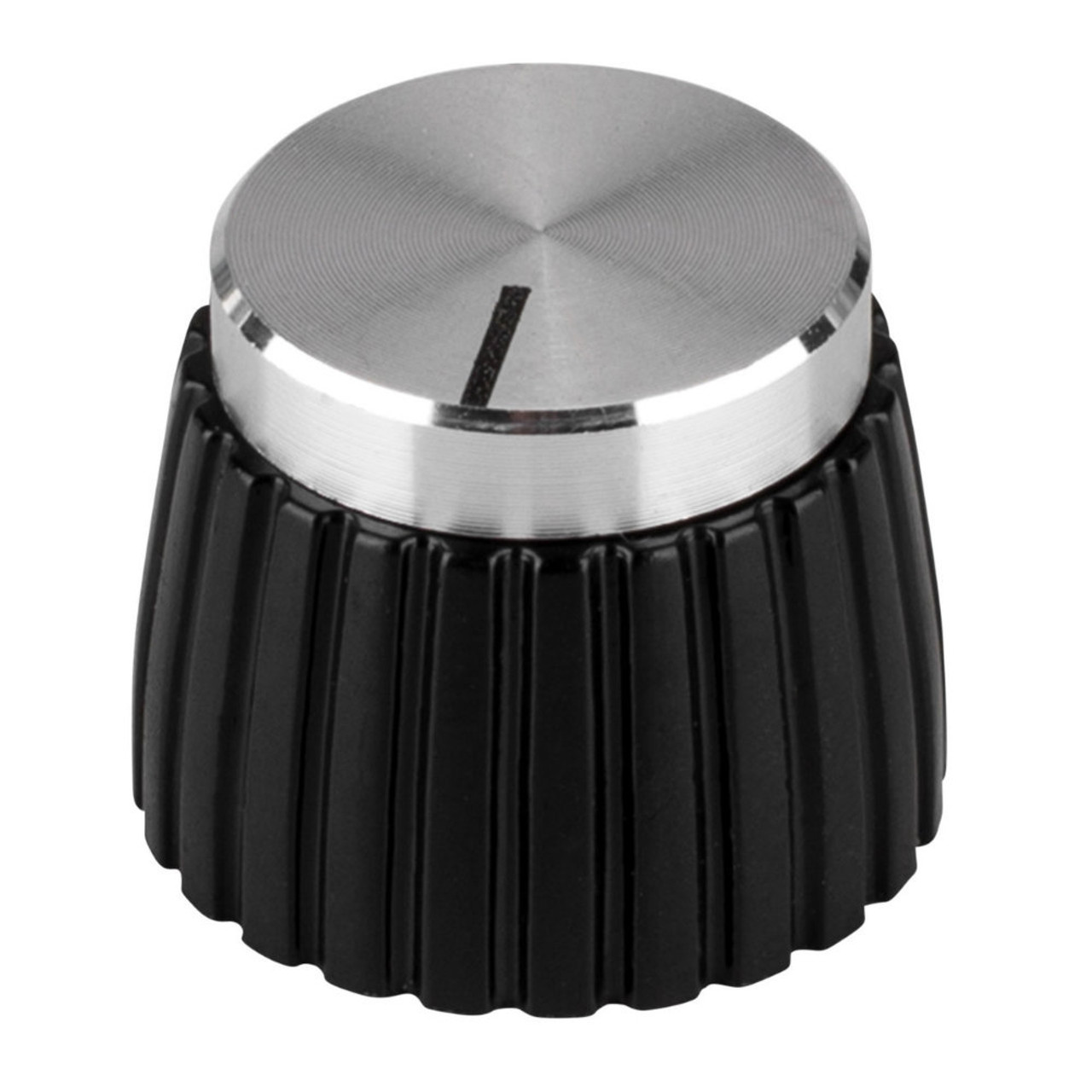 Marshall Style Chrome Top Knob