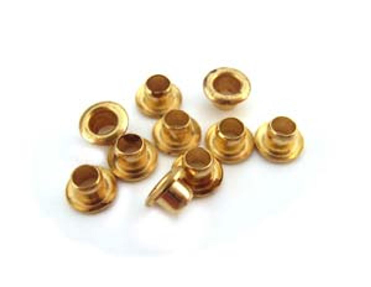Eyelets - Brass (pkg 10)