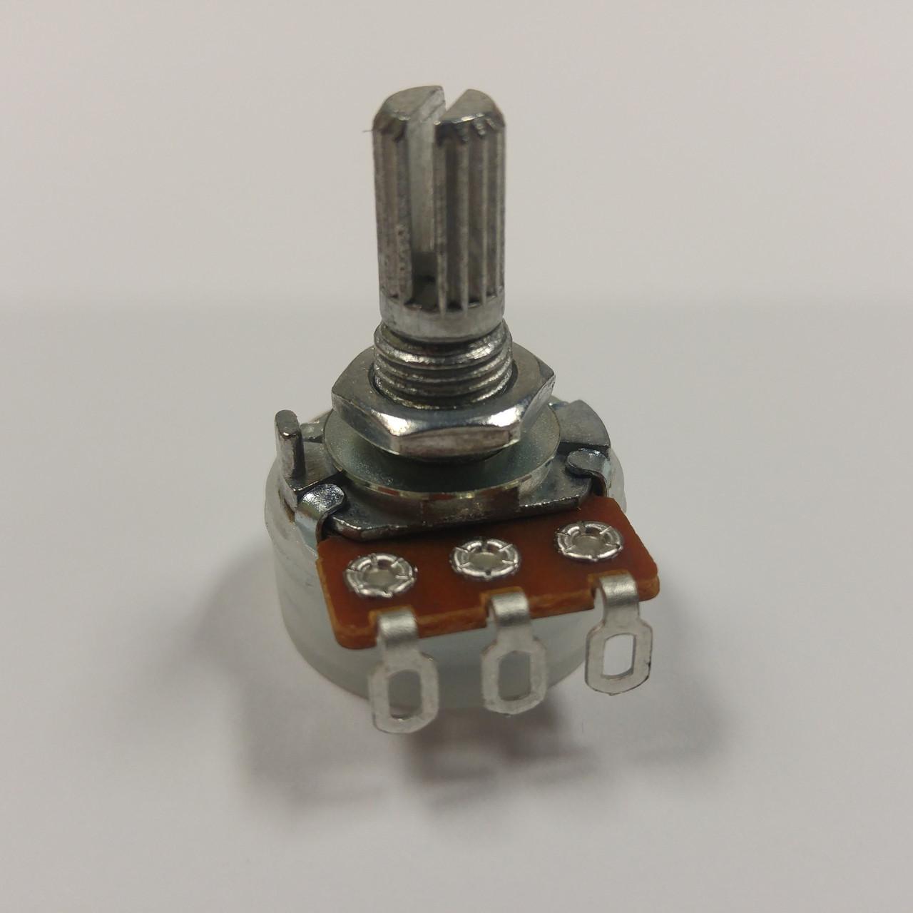 Alpha Mini - Split Shaft A/Log Potentiometer