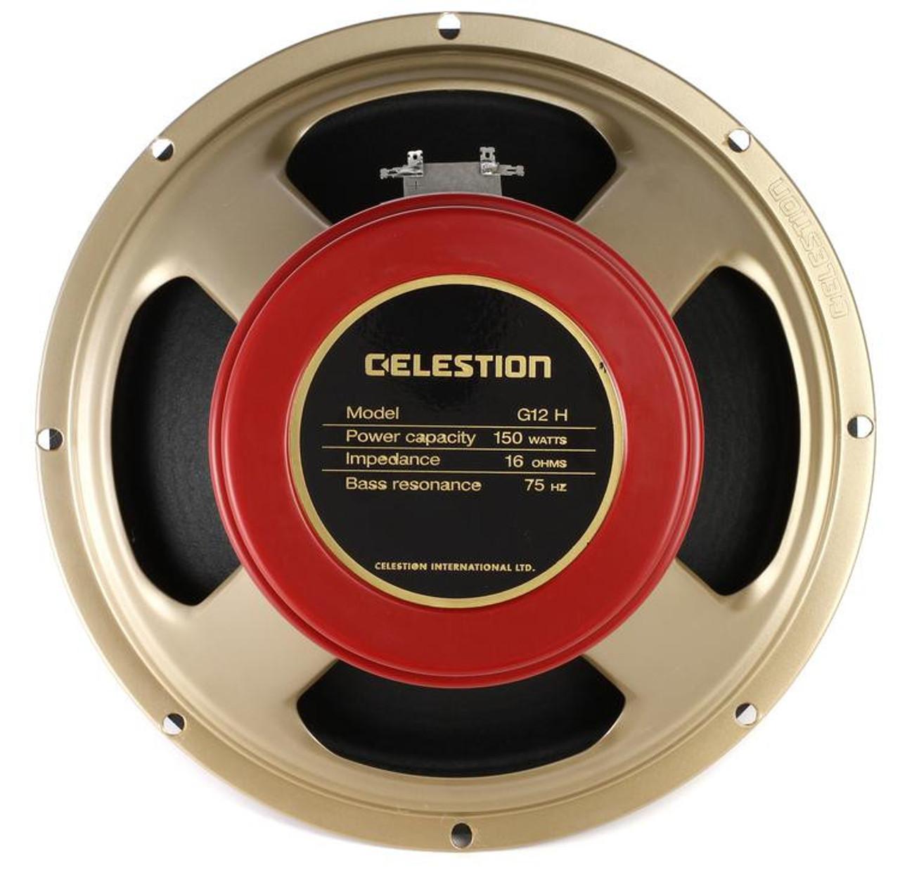 Celestion G12H-150 Redback - 150W 16ohms