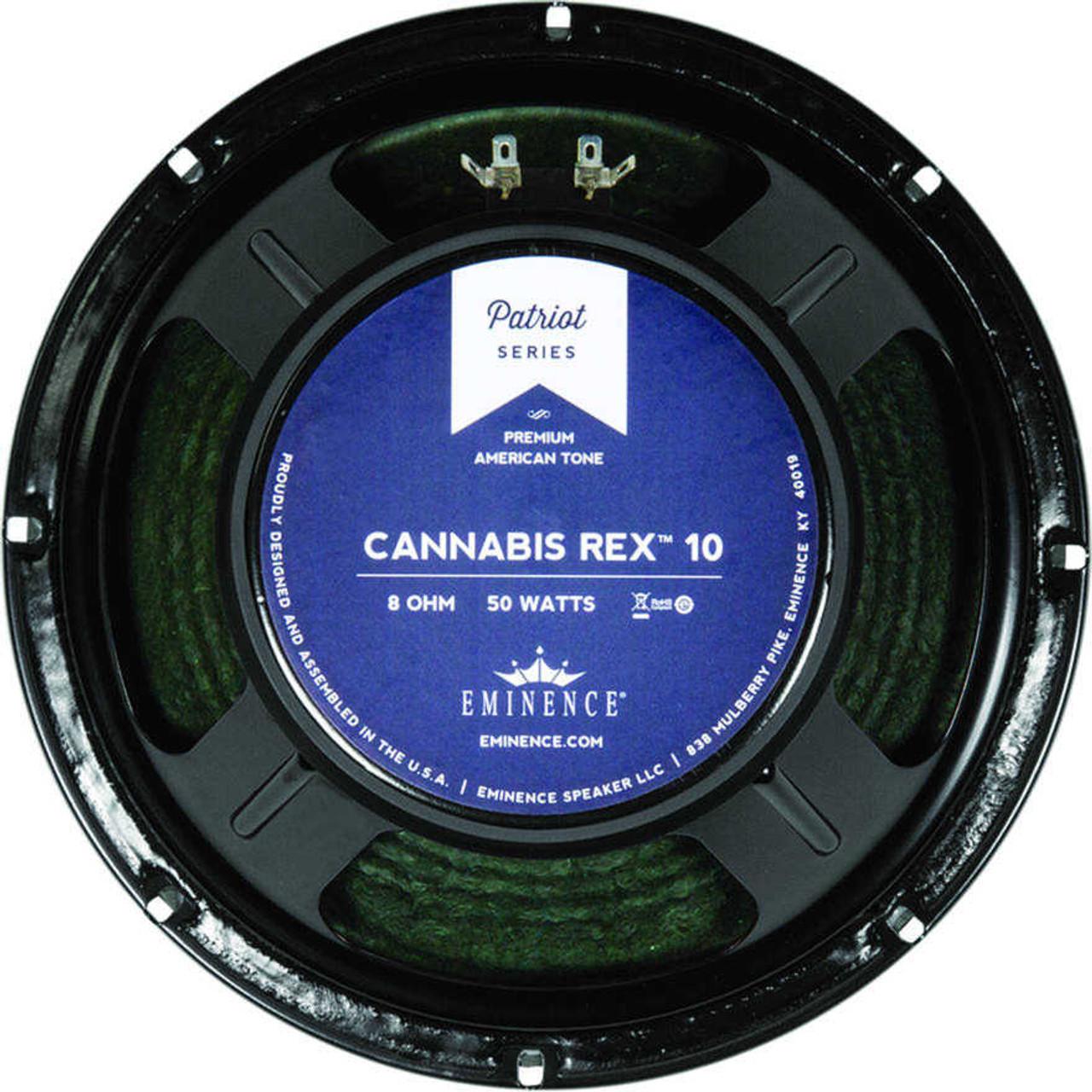 Eminence Cannabis Rex 10 - 50W 8ohms