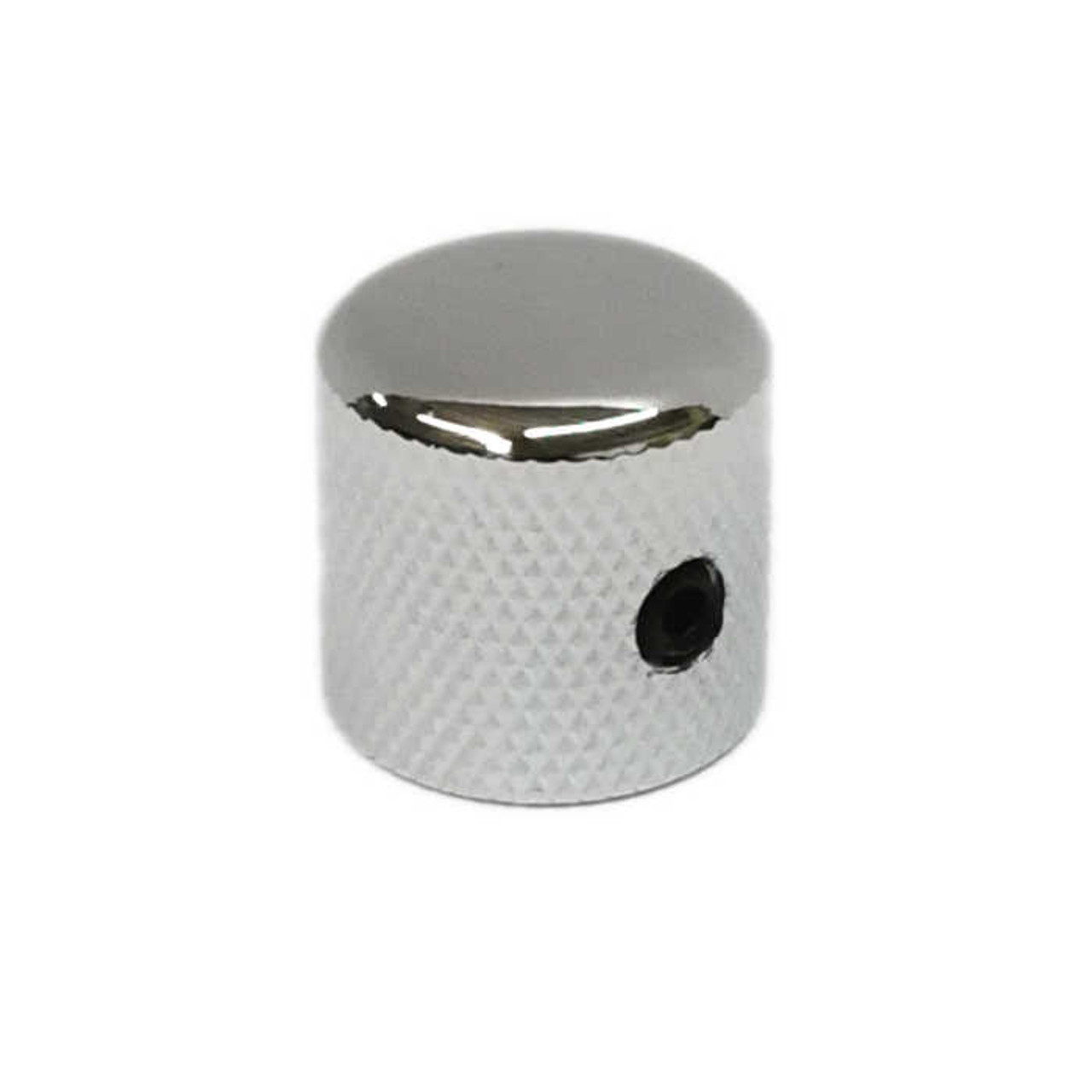 Dome Knob for Split Shaft - Chrome