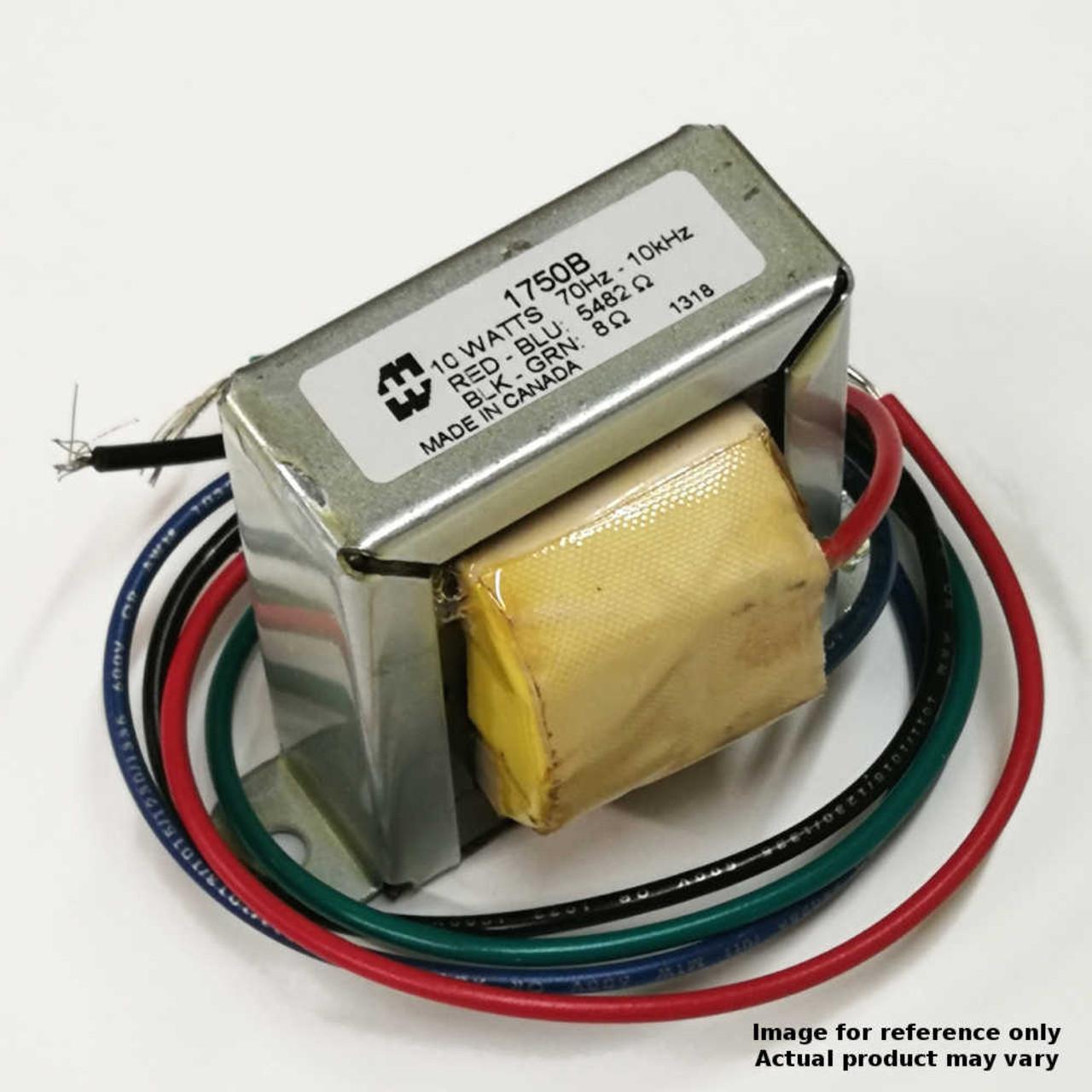 Hammond 1750B - Output Transformer - 5.48K, 8 OHM, SE, 10W
