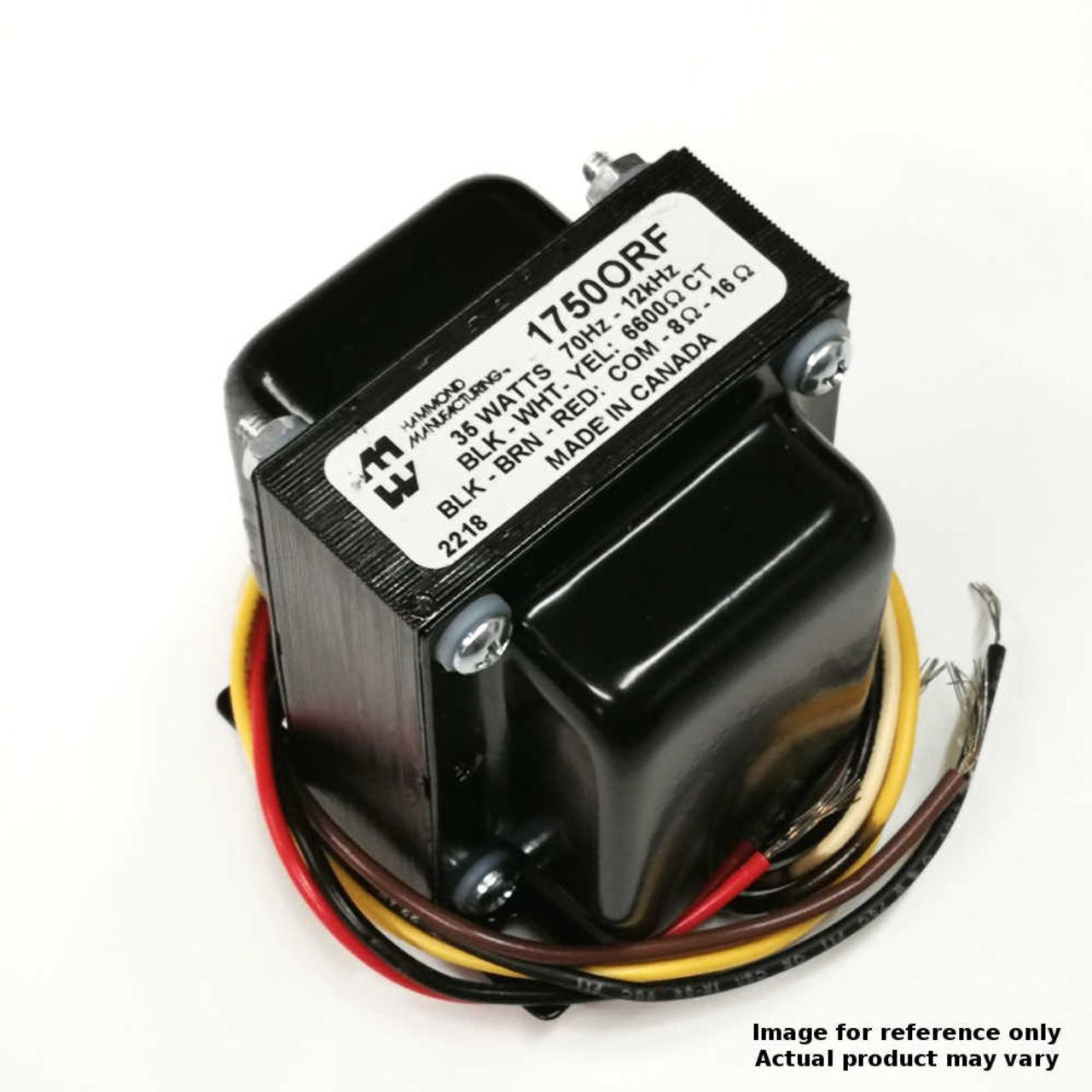 Hammond 1750ORF - Output Transformer - 6K, 8/16 OHM, PP, 35W