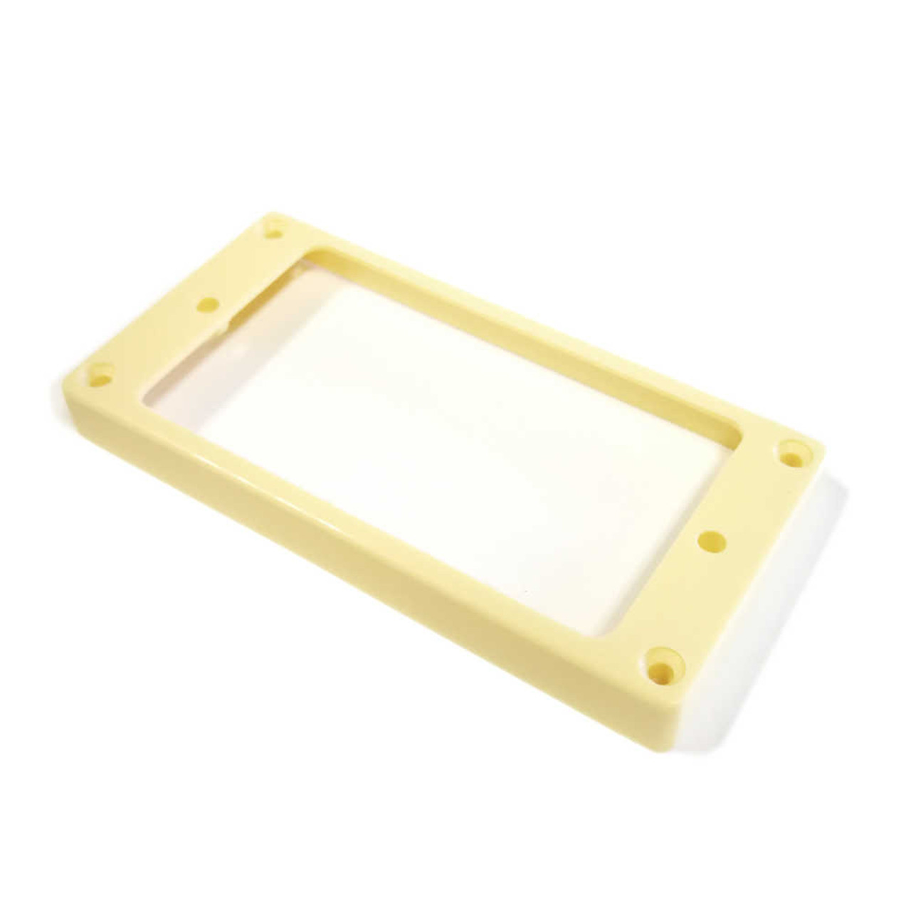 Pickup Ring - Humbucking Flat/Slanted Tall - Cream