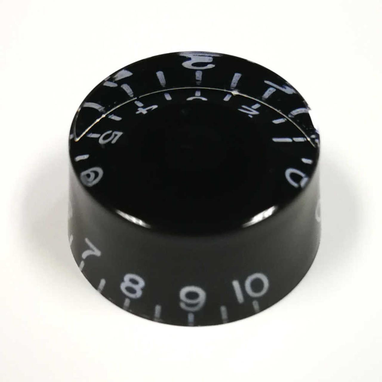Speed Knob - 24-spline Black