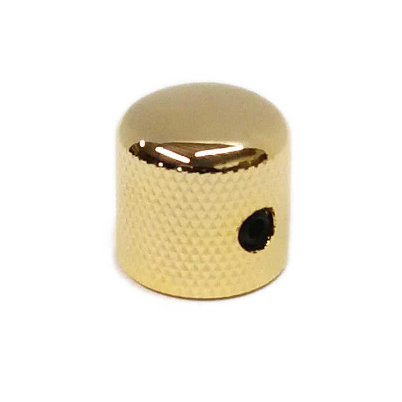 Dome Knob - Fine Gold