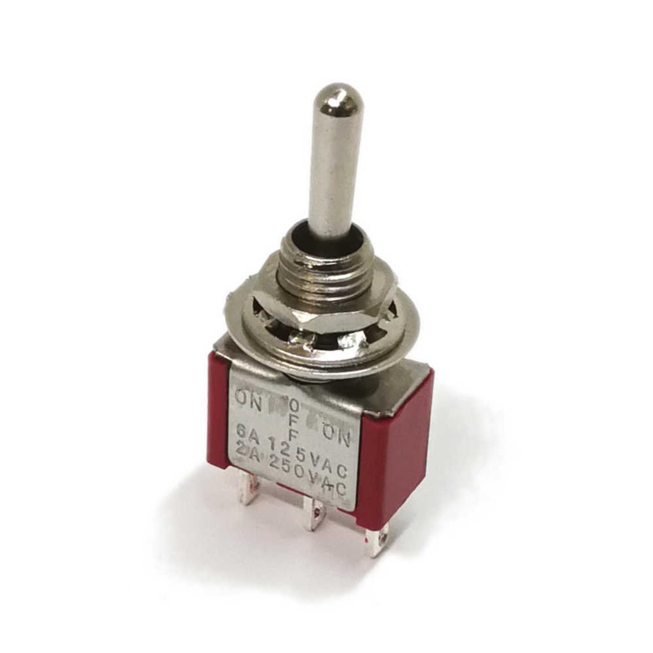 Mini Switch SPDT On-Off-On